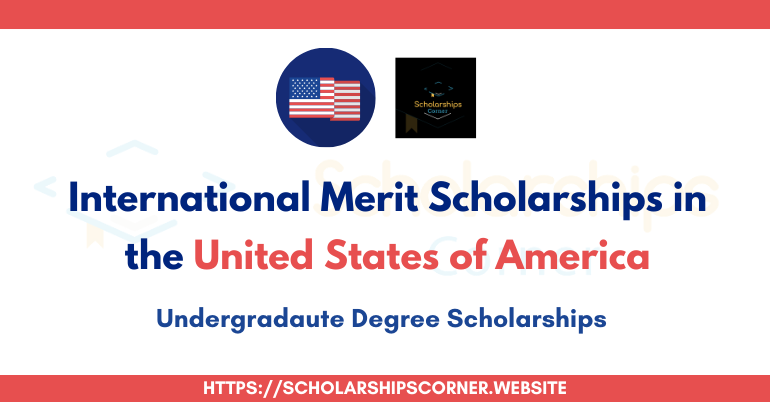 Undergraduate Scholarships For International Students In Usa 2020