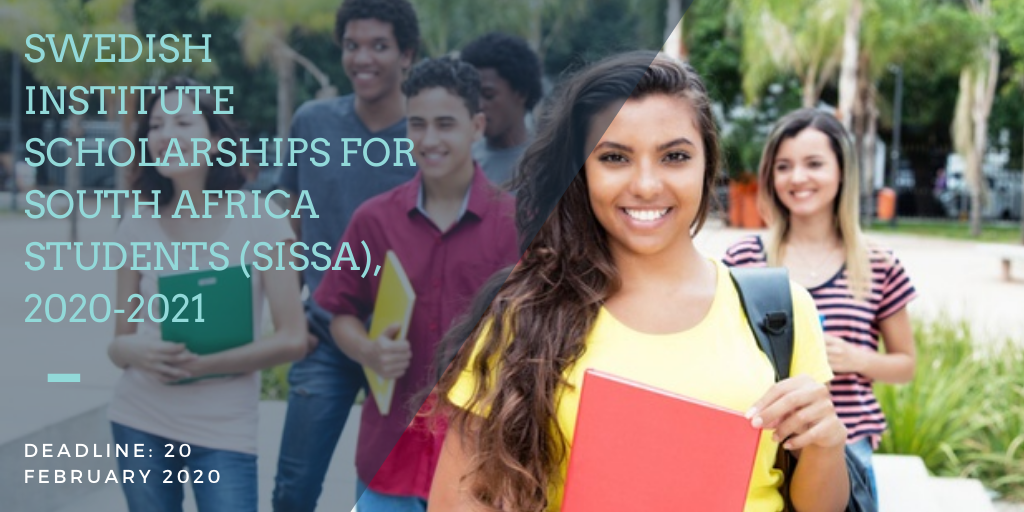 2021 Scholarships For African Students