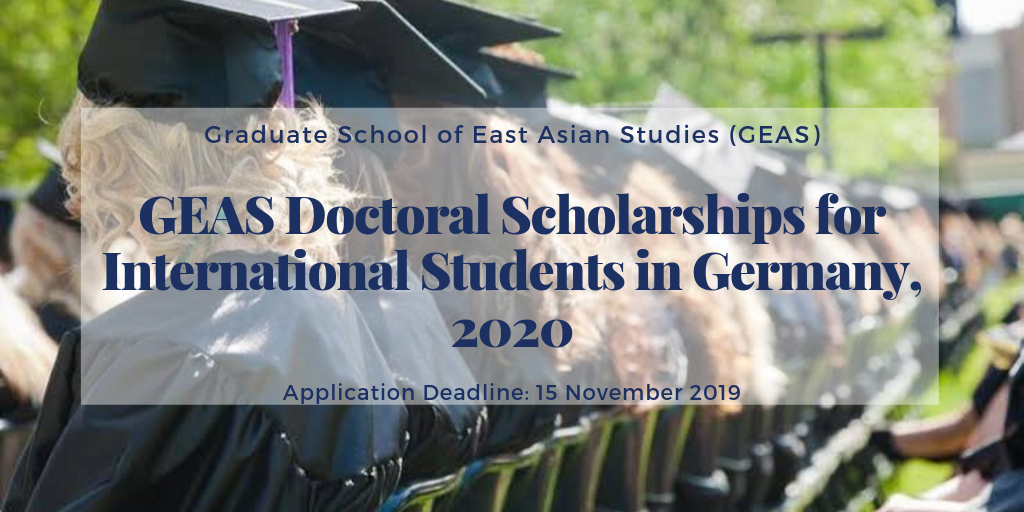 Scholarships For International Students In Germany 2021