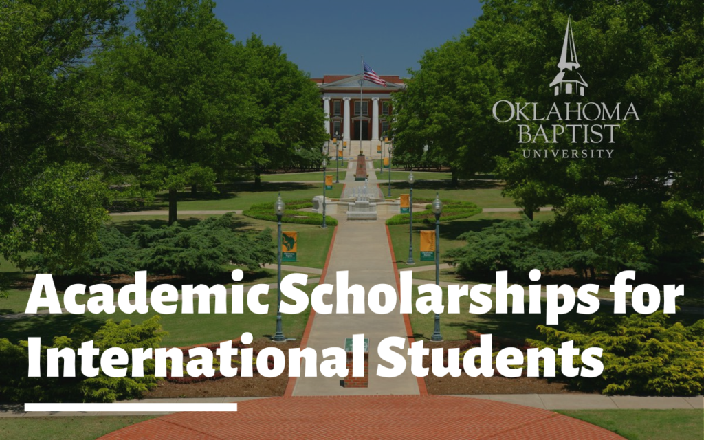 academic programs for International Students at Oklahoma ...